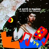 gote in fiamme DVD copia